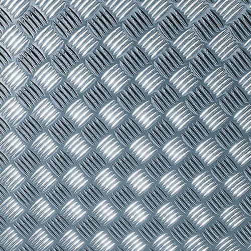 Aluminium martelé